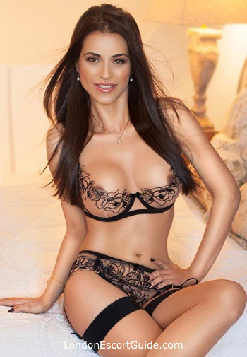 Knightsbridge a-team Flora london escort