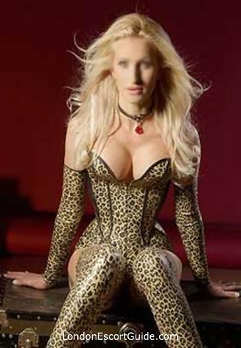 Baker Street blonde Roxana london escort