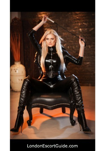 Bayswater blonde Rose london escort