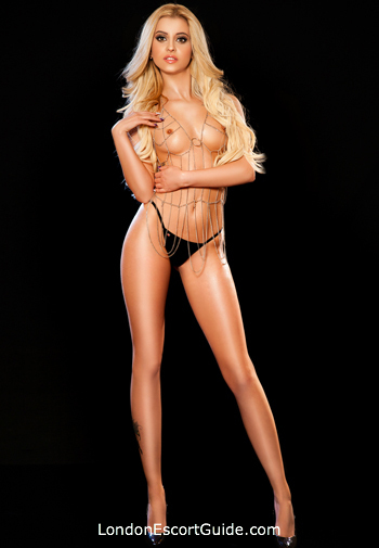 Knightsbridge east-european Nelly london escort