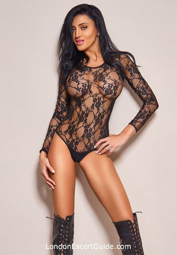 South Kensington busty Saskia london escort