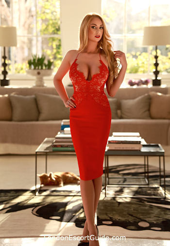 West End east-european Gaby london escort