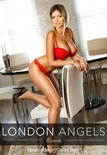 central london east-european Amelie london escort