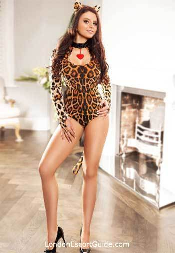 central london brunette Katya london escort