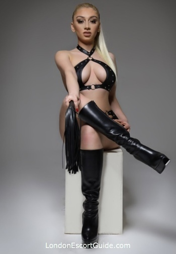 Gloucester Road pvc-latex Mistress Darcie london escort