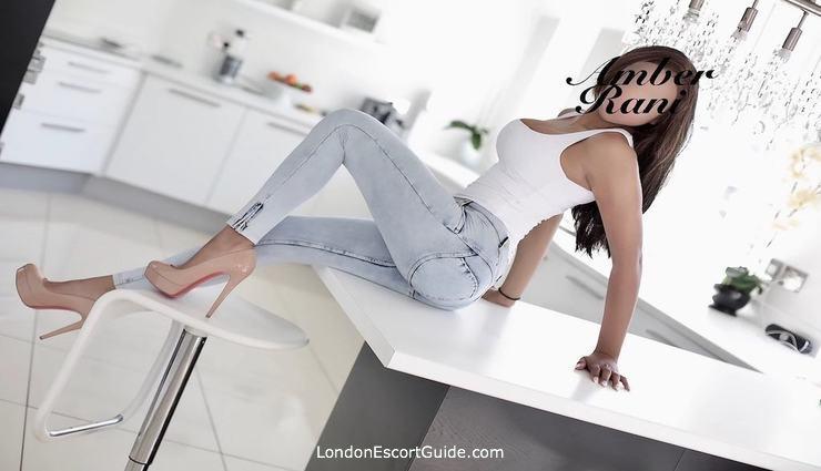Westminster indian Amber Rani london escort