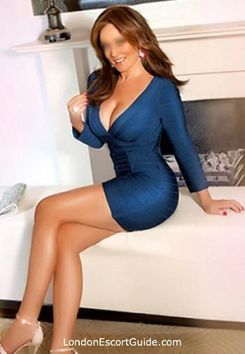Marylebone brunette Michelle london escort