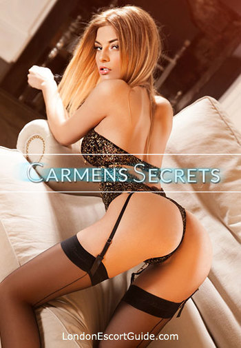 South Kensington elite Jasmine london escort