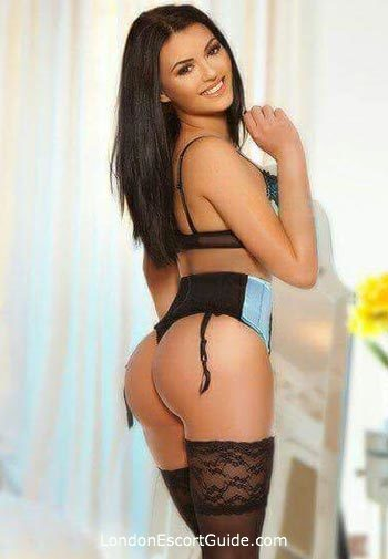 Marylebone brunette Gya london escort
