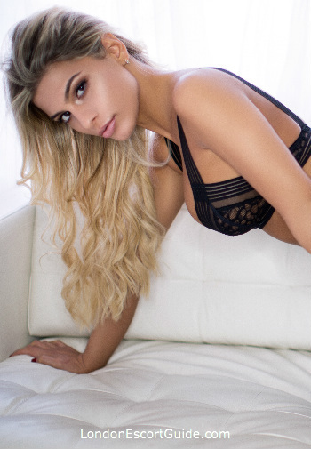 Knightsbridge east-european Olivia london escort