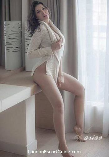 central london brunette Yasmina london escort