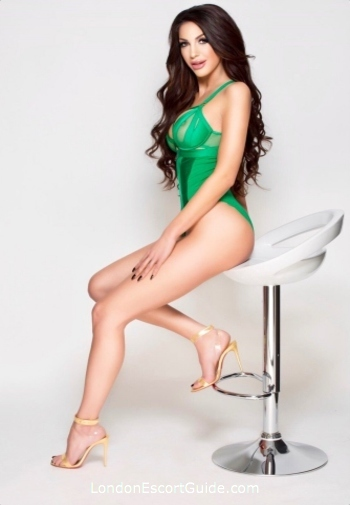 Chelsea east-european Clara london escort