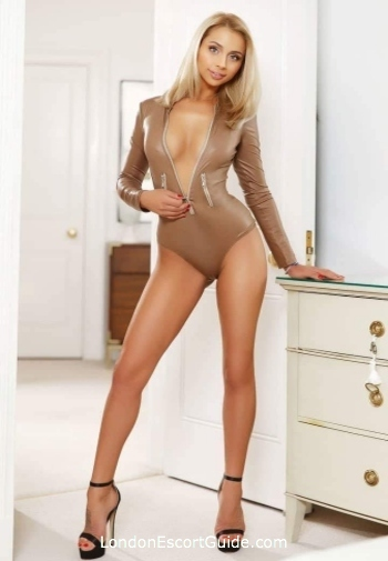 Earls Court blonde Teresa london escort