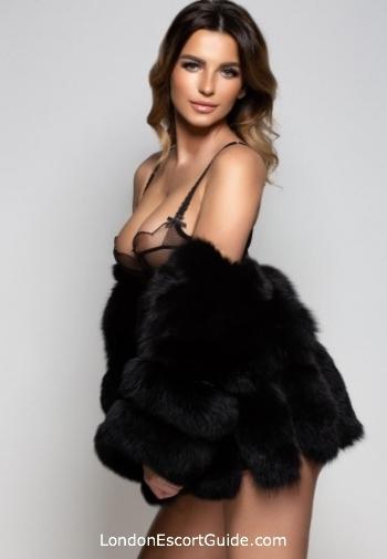 South Kensington elite Velvet london escort