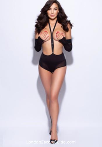 Bayswater brunette Danielle london escort