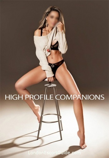 Outcall Only blonde Hannie london escort