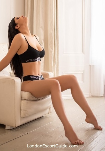 Outcall Only massage Gaby london escort
