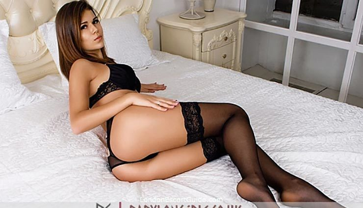 Paddington brunette Constantina london escort