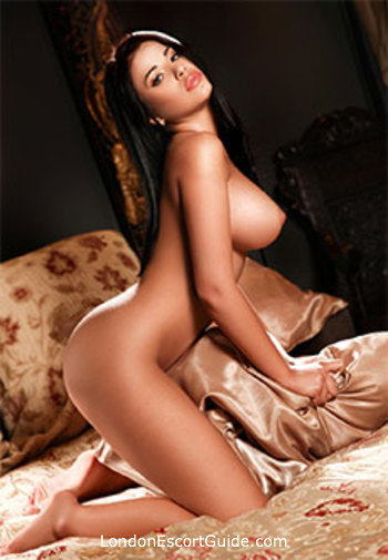 Baker Street brunette Arya london escort