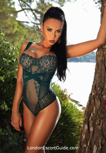 Knightsbridge latin Chantal london escort