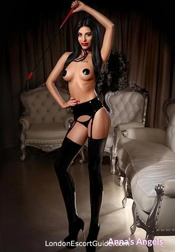 Marble Arch brunette Gerry Cola london escort