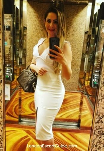 Earls Court blonde Socorra london escort