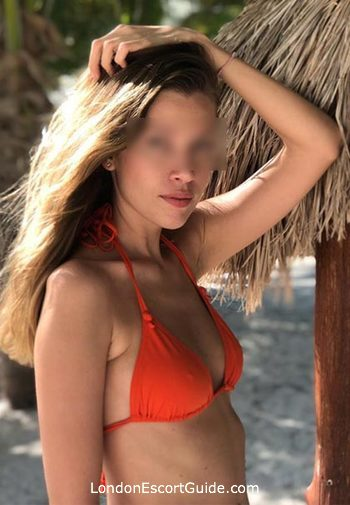 Outcall Only east-european Crystal london escort