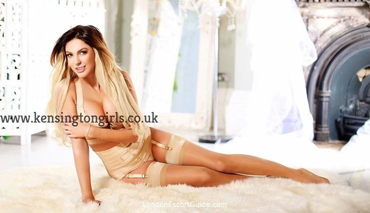 South Kensington east-european Milli london escort