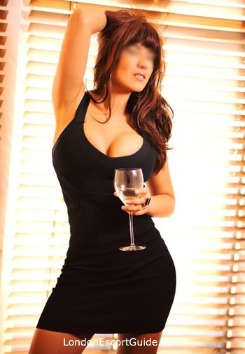 The City 200-to-300 Clarencia london escort