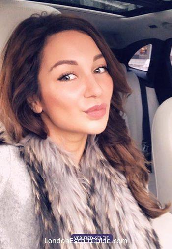 Marble Arch brunette Mia london escort