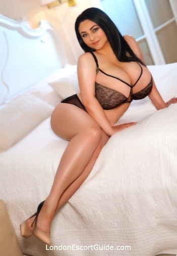 Bayswater brunette Elena london escort