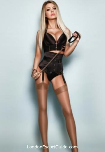Paddington blonde Mistress Misha london escort