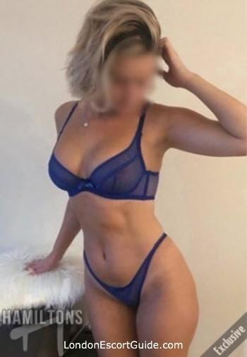 Kensington massage Stephanie london escort