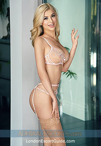 Paddington blonde April london escort