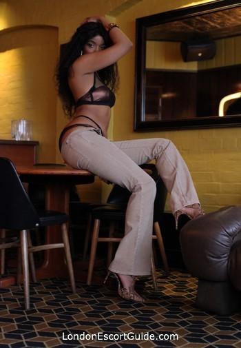 Central London brunette Kio Alixa Mai london escort