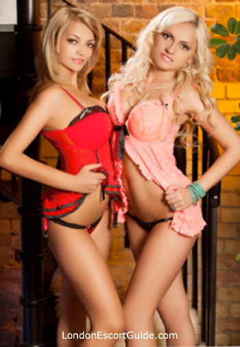 Paddington Diana & Lori london escort