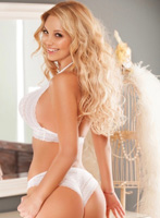 Paddington blonde Rose london escort