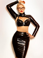 Mayfair east-european Mistress Amelly london escort