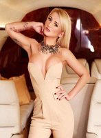 Knightsbridge east-european Nicole Blonde london escort