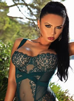 Kensington a-team Carmina london escort