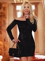 Kensington blonde Korrina london escort