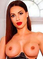 South Kensington brunette Cleopatra london escort