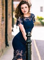Knightsbridge brunette Rose london escort