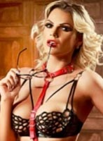 Marble Arch blonde Mistress Loren london escort