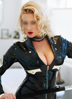 Marylebone pvc-latex Charlotte london escort