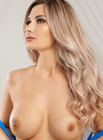 Earls Court blonde Iraklia london escort