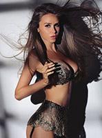 South Kensington brunette Guillietta london escort