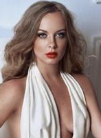 Marylebone blonde Larisa london escort
