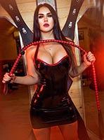 Central London pvc-latex Mistress Angelina london escort