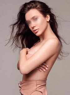 Bayswater brunette Lia london escort